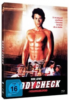 Bodycheck - Limited Mediabook Edition  (DVD+blu-ray)