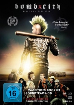 Bomb City - Limited Mediabook Edition (DVD+blu-ray)