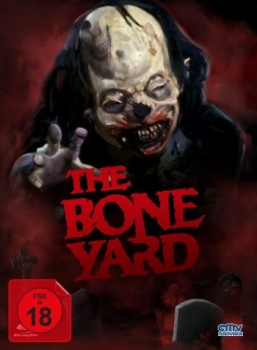 Boneyard, The - Uncut Mediabook Edition  (DVD+blu-ray)