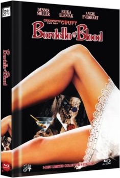 Bordello of Blood - Limited Mediabook Edition  (DVD+blu-ray)