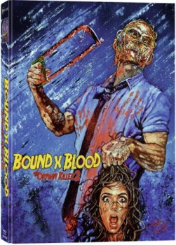 Bound X Blood - The Orphan Killer 2 - Uncut Mediabook Edition  (DVD+blu-ray) (B)
