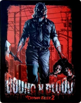 Bound X Blood - The Orphan Killer 2 - Uncut Metalpak Edition  (blu-ray)