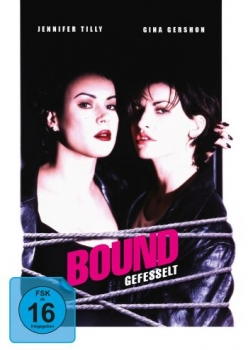 Bound - Gefesselt - Directors Cut - Limited Mediabook Edition (DVD+blu-ray)