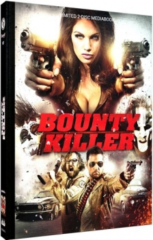 Bounty Killer - Uncut Mediabook Edition (DVD+blu-ray) (A)