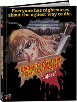 Don't go in the Woods...Alone! - Ausflug in das Grauen - Uncut Mediabook Edition  (DVD+blu-ray) (A)