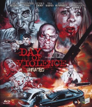A Day of Violence - Uncut Edition  (blu-ray)