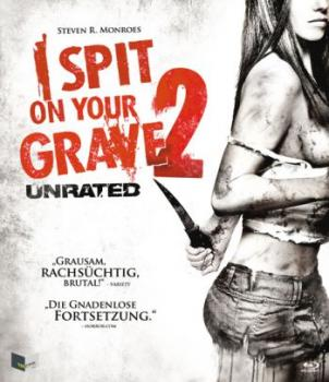 I Spit on Your Grave 2 - Uncut Edition  (blu-ray)
