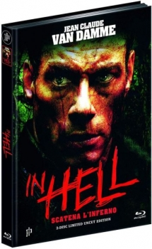 In Hell - Rage unleashed - Uncut Mediabook Edition  (DVD+blu-ray) (A)