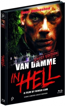 In Hell - Rage unleashed - Uncut Mediabook Edition  (DVD+blu-ray) (B)