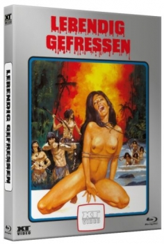 Lebendig gefressen - HD Kultbox  (blu-ray)