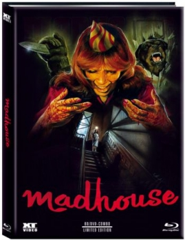 Madhouse - Party des Schreckens - Uncut Mediabook Edition  (DVD+blu-ray) (B)