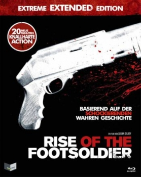 Rise of the Footsoldier - Extreme Extended Edition  (blu-ray)