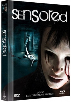 Sensored - Uncut Mediabook Edition  (DVD+blu-ray) (A)