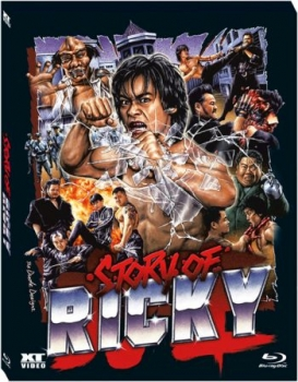Story of Ricky - Uncut Edition  (blu-ray)