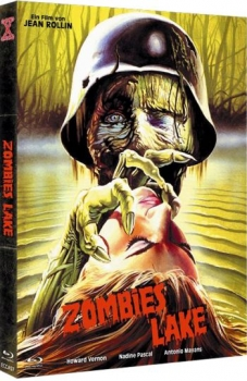 Zombies Lake - Eurocult Mediabook Collection (DVD+blu-ray) (A)