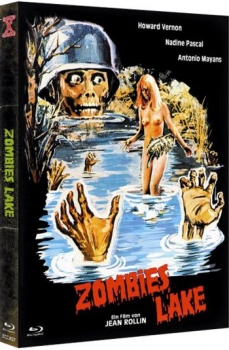 Zombies Lake - Eurocult Mediabook Collection (DVD+blu-ray) (B)