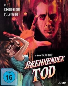 Brennender Tod - Limited Mediabook Edition  (DVD+blu-ray) (A)