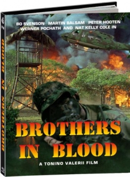 Brothers in Blood - Savage Attack - Uncut Mediabook Edition  (blu-ray) (C)