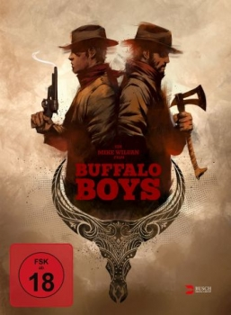 Buffalo Boys - Uncut Mediabook Edition  (DVD+blu-ray)