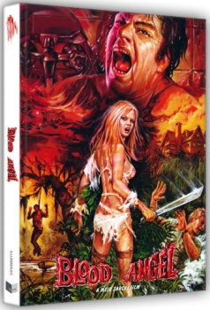 I spit on your Grave - Blood Angel (1978) - Uncut Mediabook Edition  (DVD+blu-ray) (C)
