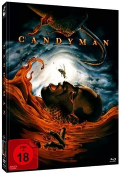 Candyman - Unrated Mediabook Edition  (DVD+blu-ray) (A)