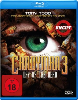 Candyman 3 - Day of the Dead - Uncut Edition (blu-ray)