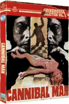 Cannibal Man - The Grindhouse Collection 2  (DVD+blu-ray)