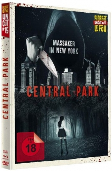 Central Park - Massaker in New York - Uncut Mediabook Edition  (DVD+blu-ray)