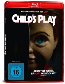 Childs Play - Uncut Edition  (blu-ray)