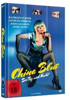 China Blue - Bei Tag und Nacht - Uncut Mediabook Edition  (DVD+blu-ray)