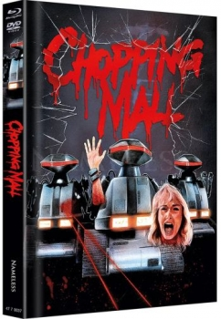 Chopping Mall - Uncut Mediabook Edition (DVD+blu-ray) (Cover Artwork)