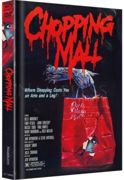 Chopping Mall - Uncut Mediabook Edition (DVD+blu-ray) (Cover Bag)