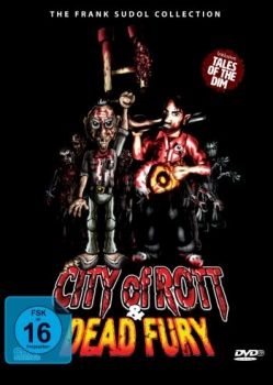 City Of Rott/Dead Fury - Double-Feature - Limited Mediabook Edition (blu-ray)