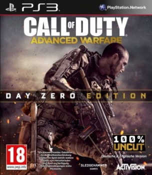 Call of Duty: Advanced Warfare  - Uncut Edition (PS3)