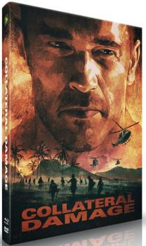 Collateral Damage - Uncut Mediabook Edition  (DVD+blu-ray) (A)