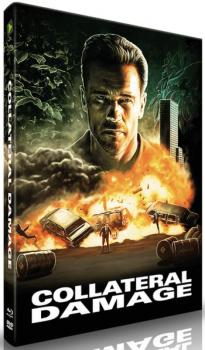 Collateral Damage - Uncut Mediabook Edition  (DVD+blu-ray) (B)