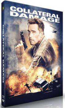 Collateral Damage - Uncut Mediabook Edition  (DVD+blu-ray) (C)
