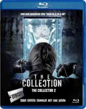 Collection, The - The Collector 2 - Uncut Edition  (blu-ray)
