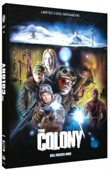 Colony, The - Uncut Mediabook Edition  (DVD+blu-ray) (A)