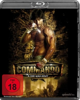 Commando - One Man Army  (blu-ray)