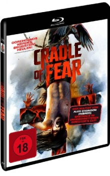 Cradle of Fear - Directors Cut (blu-ray)