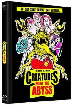 Creatures from the Abyss - Uncut Mediabook Edition  (DVD+blu-ray)