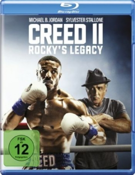 Creed 2 - Rocky's Legacy  (blu-ray)