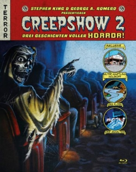 Creepshow 2 - Kleine Horrorgeschichten - Uncut Edition  (blu-ray)