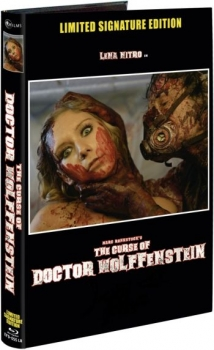 Curse of Doctor Wolffenstein, The - Directors Cut - Limited Signature Edition  (blu-ray)