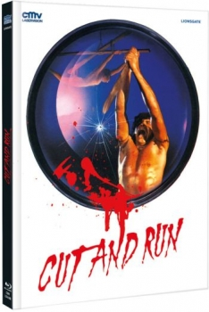 Cut and Run - Uncut Mediabook Edition (DVD+blu-ray) (B)
