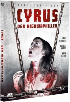 Cyrus - The Highway Killer - Uncut Edition  (blu-ray)