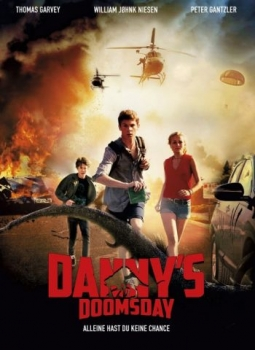 Dannys Doomsday - Uncut Mediabook Edition  (DVD+blu-ray) (D)