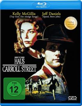 Haus in der Carroll Street, Das - Uncut Edition  (blu-ray)