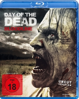 Day of the Dead: Bloodline - Uncut Edition  (blu-ray)